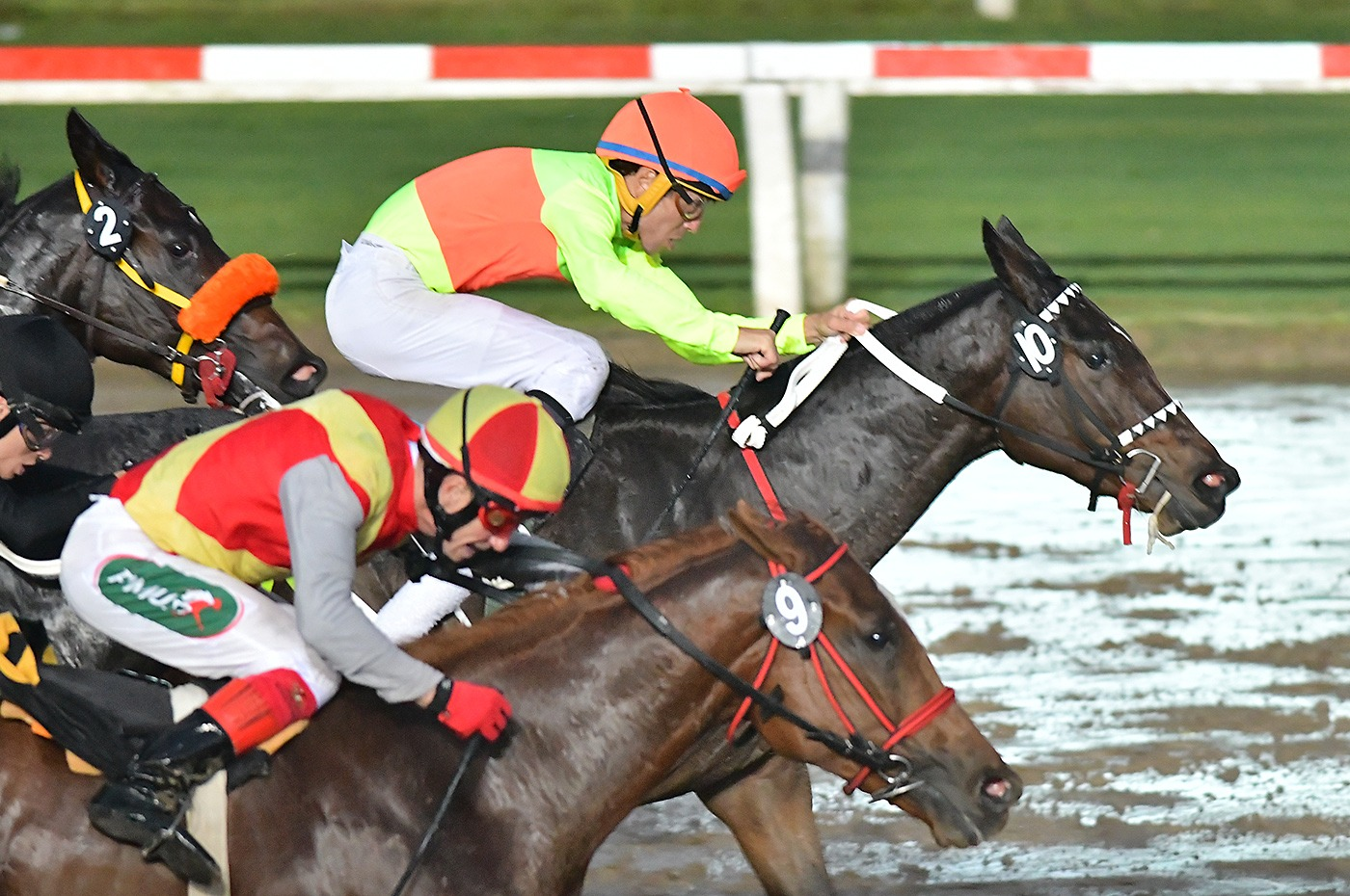 Vivi Money (Luck Money) se queda con Condicional (1000m-Arena-PAL).